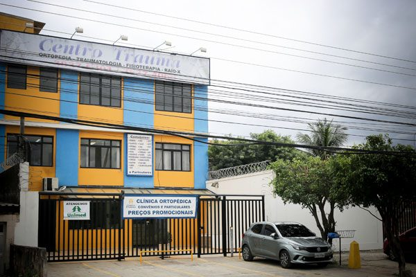 Centro Trauma Pavuna