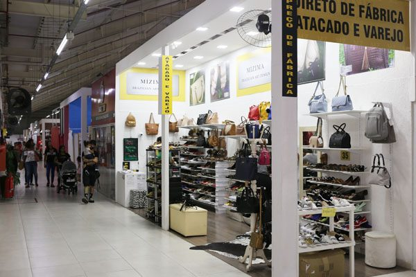 Tour Virtual na Mizima Bolsas e Sapatos