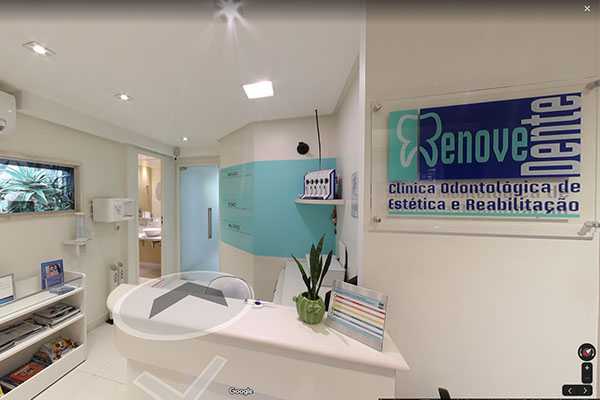 Tour Virtual consultorio dentario