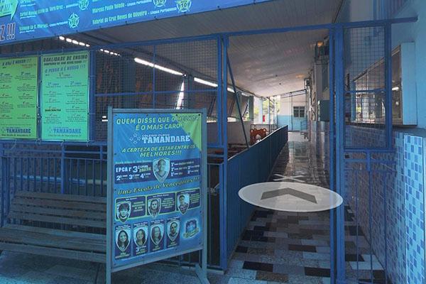 Tour virtual Colegio Tamandare Pechincha Jacarepagua